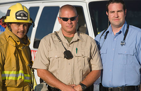 First Responders Who Refused to Quit